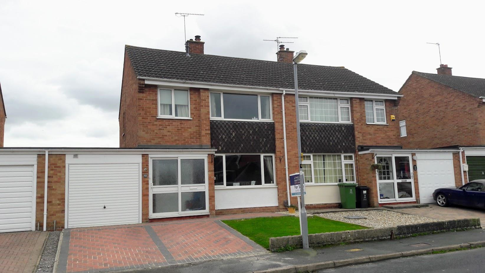 3 Bedrooms Semi Detached House for sale in Cairndow Way, Upper Stratton, Swindon